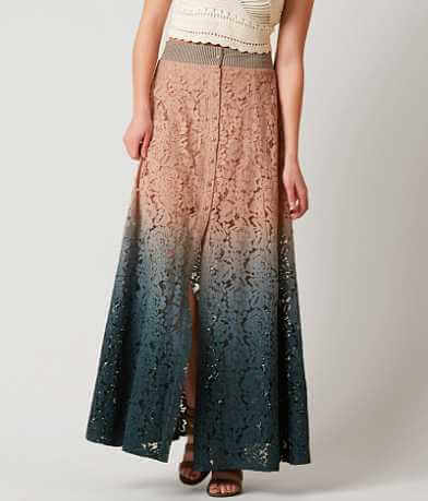 Gimmicks Lace Maxi Skirt