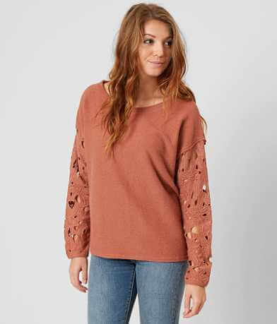 Gimmicks Tulip Back Sweatshirt