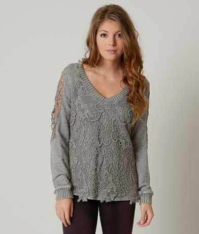 Gimmicks Crochet Sweatshirt