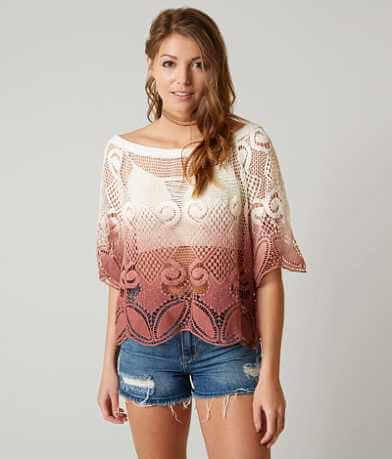 Gimmicks Crochet Top
