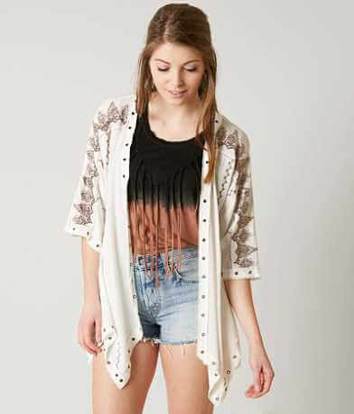 Gimmicks Embroidered Cardigan