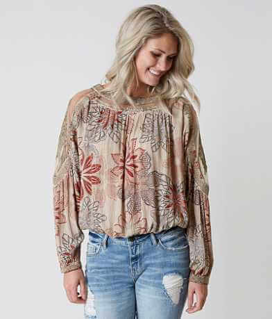 Gimmicks Floral Top