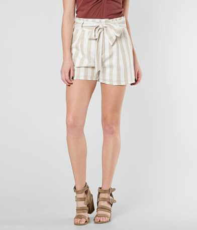 Gimmicks Linen Shorts