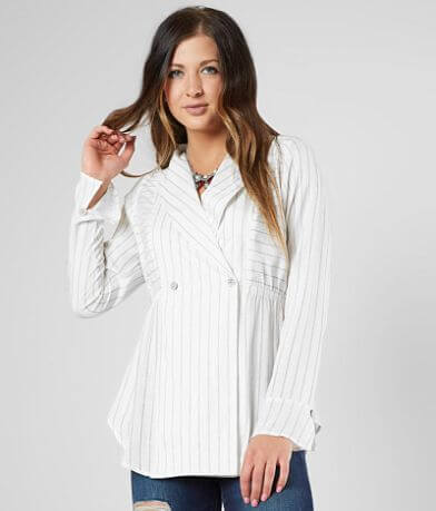 Gimmicks Striped Top
