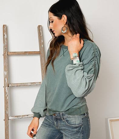 Gimmicks Drop Shoulder Sweatshirt