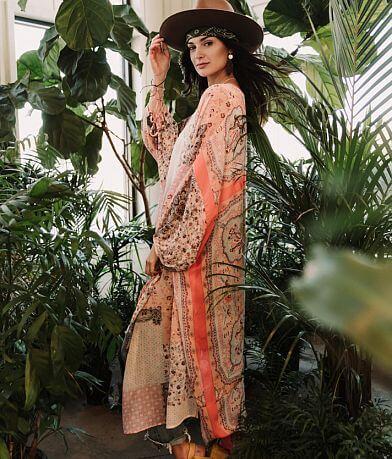 Gimmicks Duster Kimono