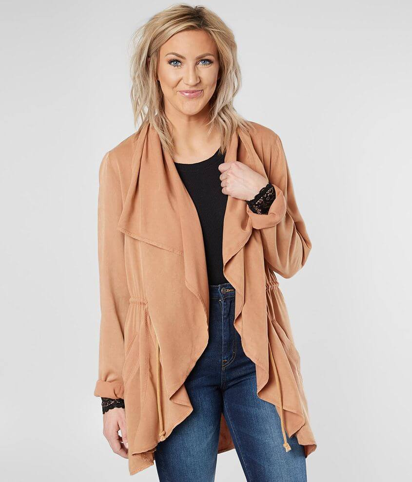 cfe1cf3c701 BKE Flyaway Lightweight Jacket - Women's Coats/Jackets in Tan | Buckle