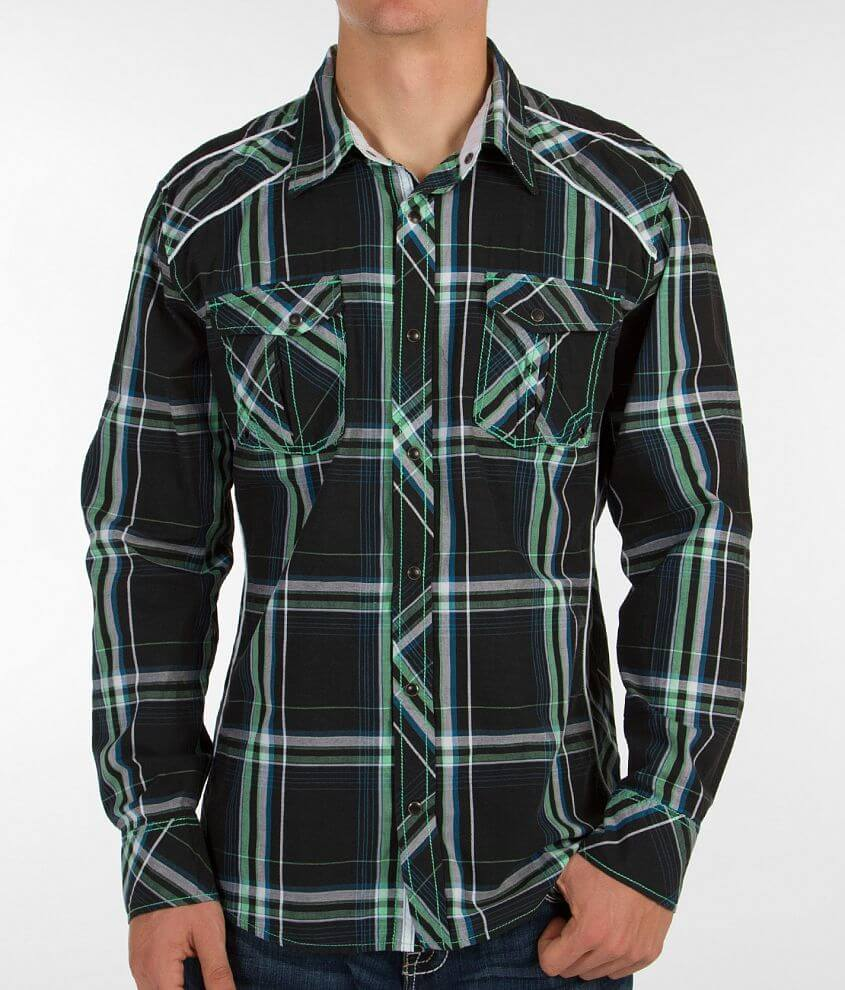 BKE Findlay Shirt front view