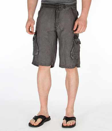Buckle Black Too Soon Cargo Short
