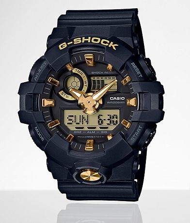 G-Shock GA710GBX-1A9 Watch