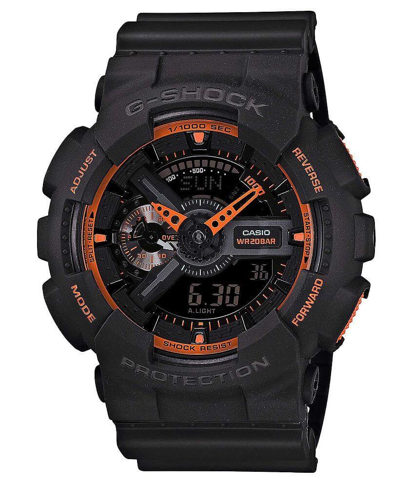 G-Shock GA-110TS Watch front view