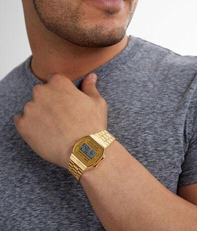 Casio A168WG Vintage Watch