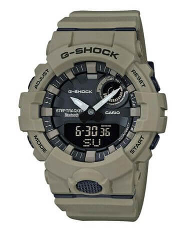 G-Shock GBA800UC-5A Power Trainer Sport Watch
