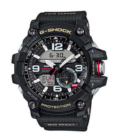 G-Shock Mudmaster Military Watch
