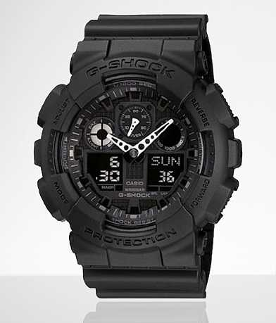 G-Shock G-100 Big Combi Military Watch