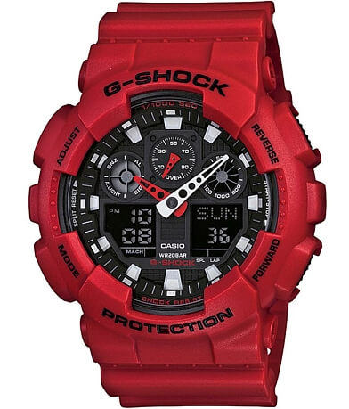 G-Shock GA-100 Limited Watch