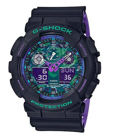 G-Shock GA100BL-1A Watch