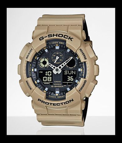 G-Shock GA100L-8A Watch