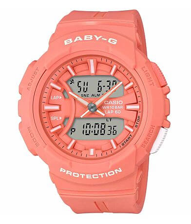 G-Shock Baby-G BGA240BC-4A Urban Runner Watch