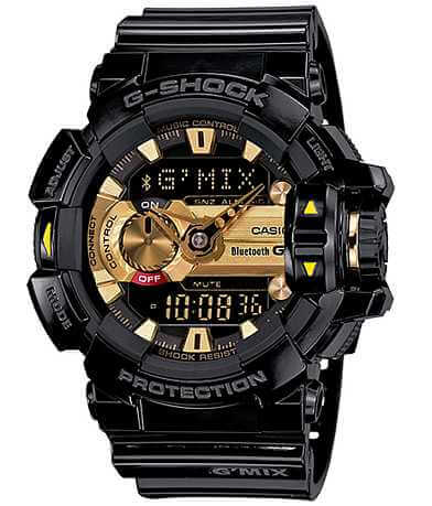 G-Shock GBA400 GMIX Rotary Watch