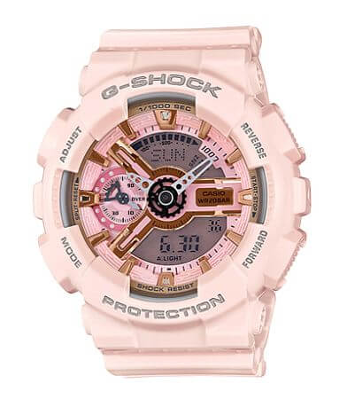 G-Shock GMAS110MP-4A1 S Series Watch