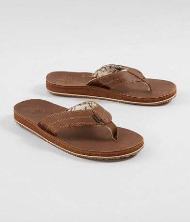 Freewaters Open Country Leather Flip