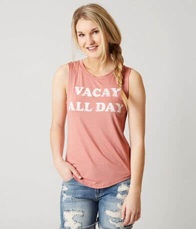 twine & stark Vacay All Day Tank Top