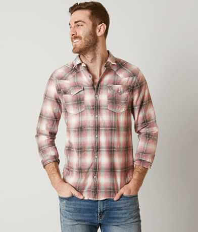 Garcia Jeans Plaid Shirt