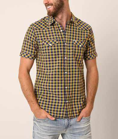 Garcia Jeans Plaid Shirt