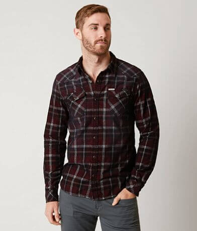 Garcia Jeans Corduroy Shirt