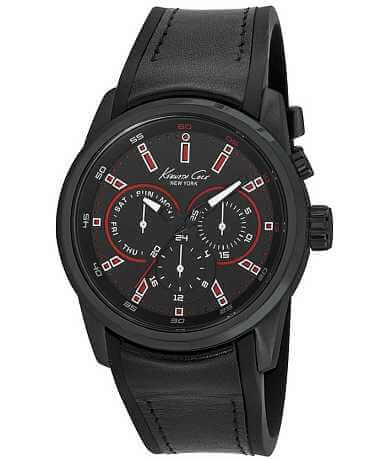 Kenneth Cole Round Watch