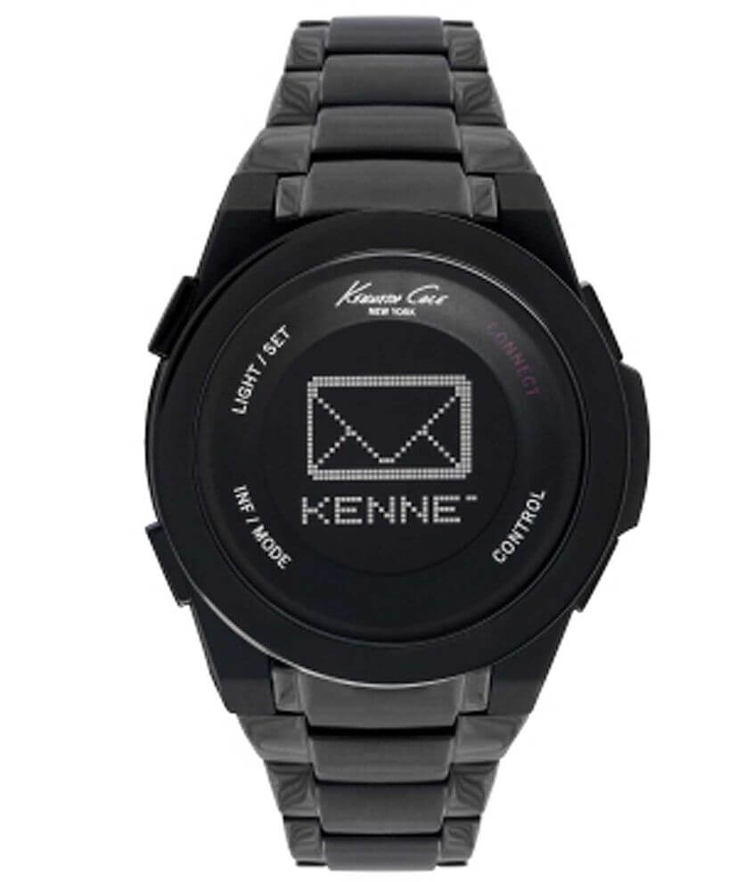 Kenneth Cole Connect Watch front view
