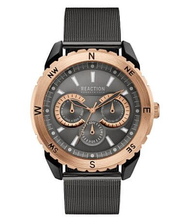 Kenneth Cole Reaction Mesh Watch