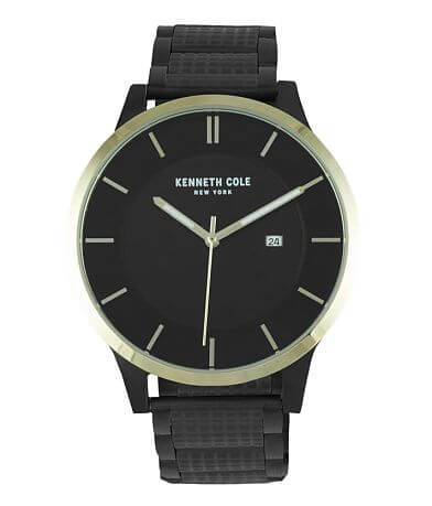 Kenneth Cole Textured Watch
