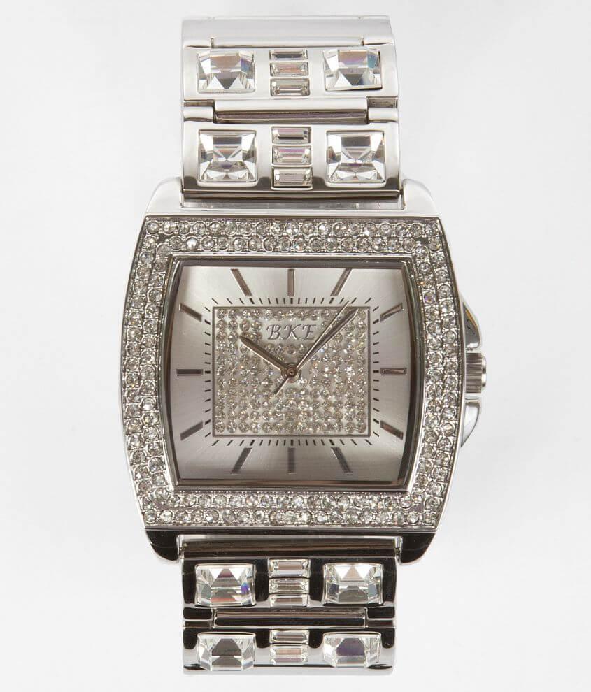 BKE Glitz Watch front view