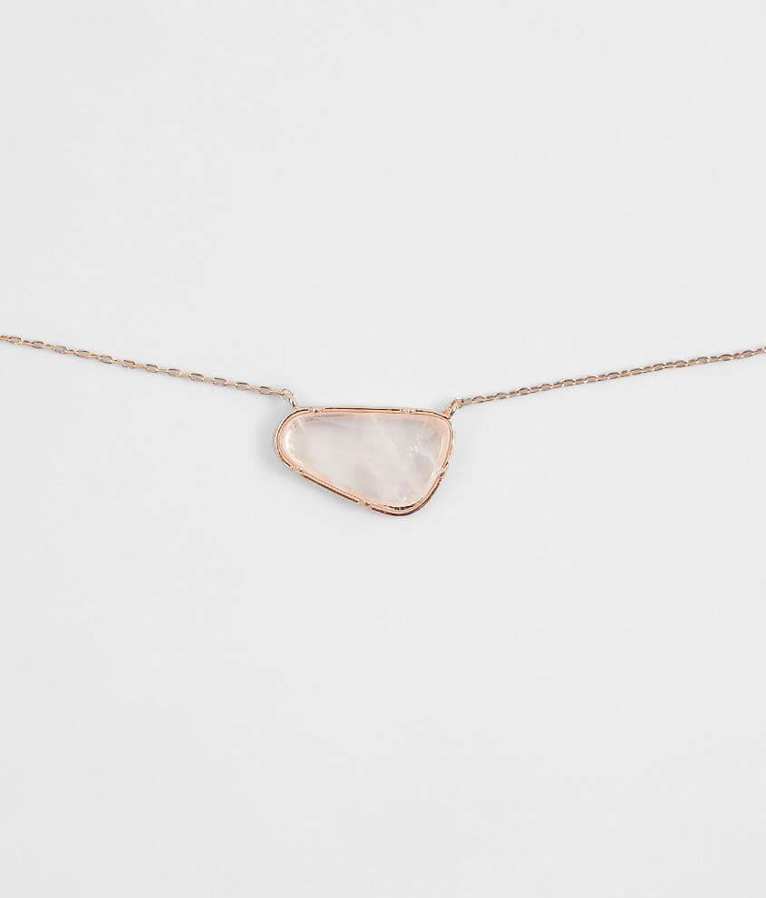 Pendant necklace Length measures 18 1/2\\\