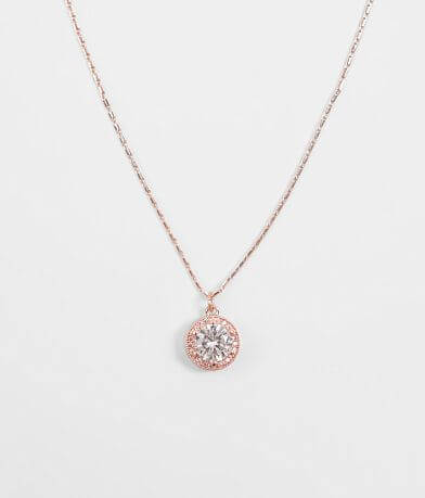 BKE Dainty Glitz Necklace