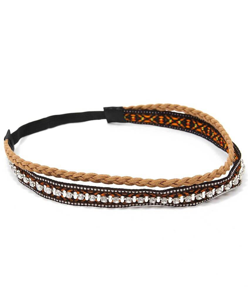 BKE Double Headband front view
