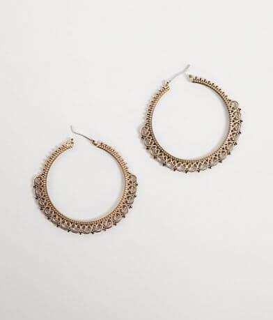 BKE Filigree Earring