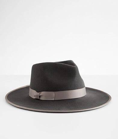 Gigi Pip Monroe Banded Panama Hat