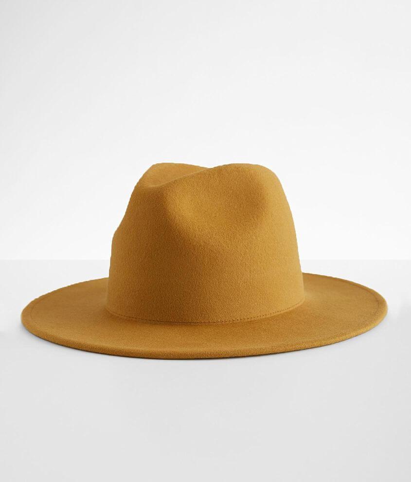 Gigi Pip Wes Panama Hat front view