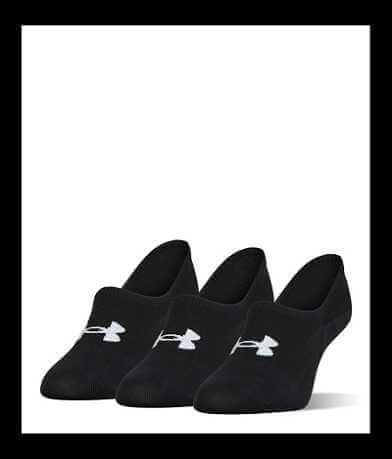 Under Armour® Essential 3 Pack Liner Socks