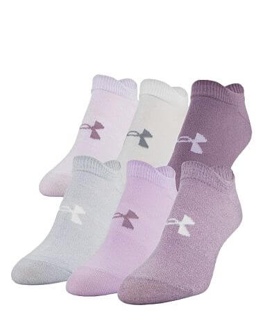 Under Armour® Essential 6 Pack Socks