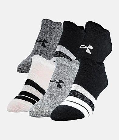 Under Armour® Essential 2.0 6 Pack Socks