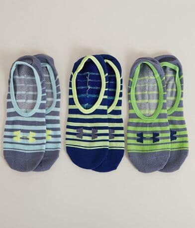 Under Armour® 3 Pack Liner Socks