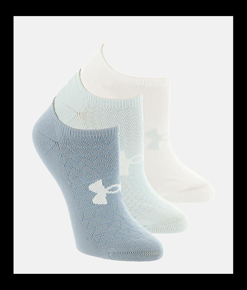 56383f264 Under Armour® Athletic Solo 3 Pack Socks - Women's Accessories in ...