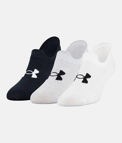 Under Armour® Ultra Low 3 Pack Socks