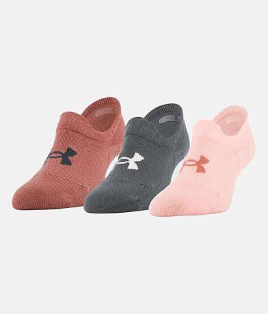 Under Armour® Essential 3 Pack Socks