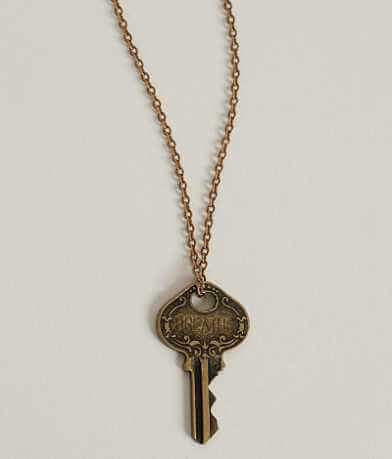 The Giving Keys Classic Breathe Necklace