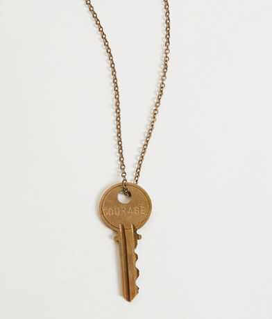 The Giving Keys Classic Courage Necklace